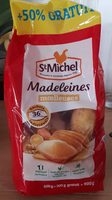 Madeleines moelleuses par 36 - Product