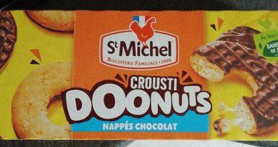 Crousti doonuts nappés chocolat - Product