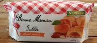Sablés abricot, amandes - Prodotto - fr