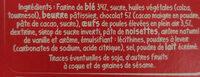 Crousty Buns - Ingrediënten - fr