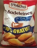Madeleines  St Michel - Product
