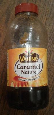 Caramel Nature - Voedigswaarden