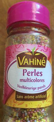 Perles multicolores (nouvelle formule) - Produit