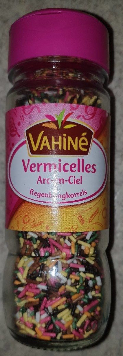Vermicelles arc-en-ciel - Product