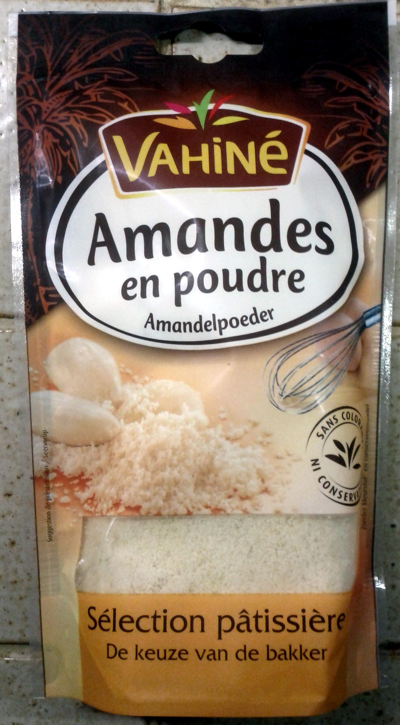 Amandes en poudre sélection pâtissière - Product