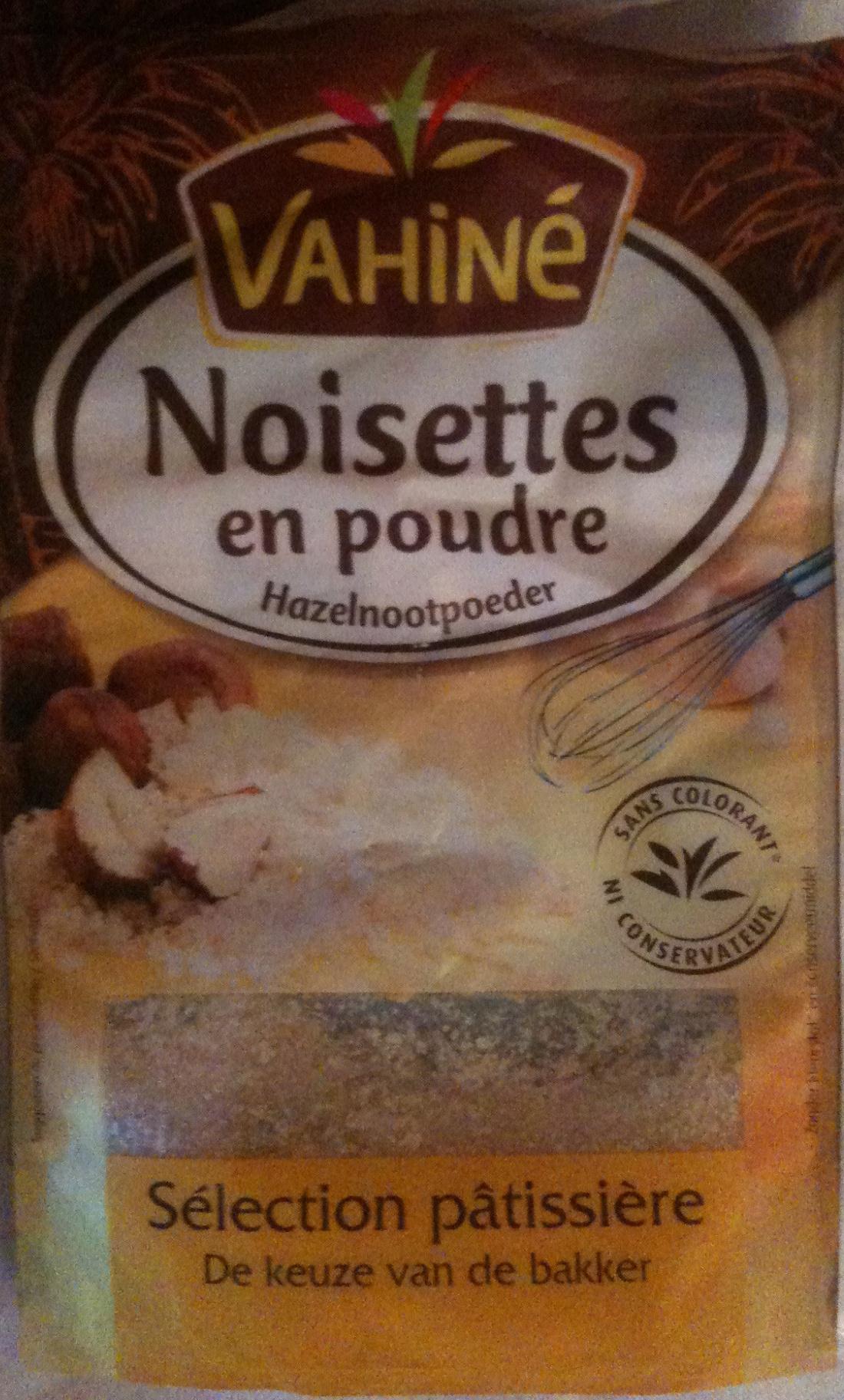 Noisettes en poudre - Product - fr