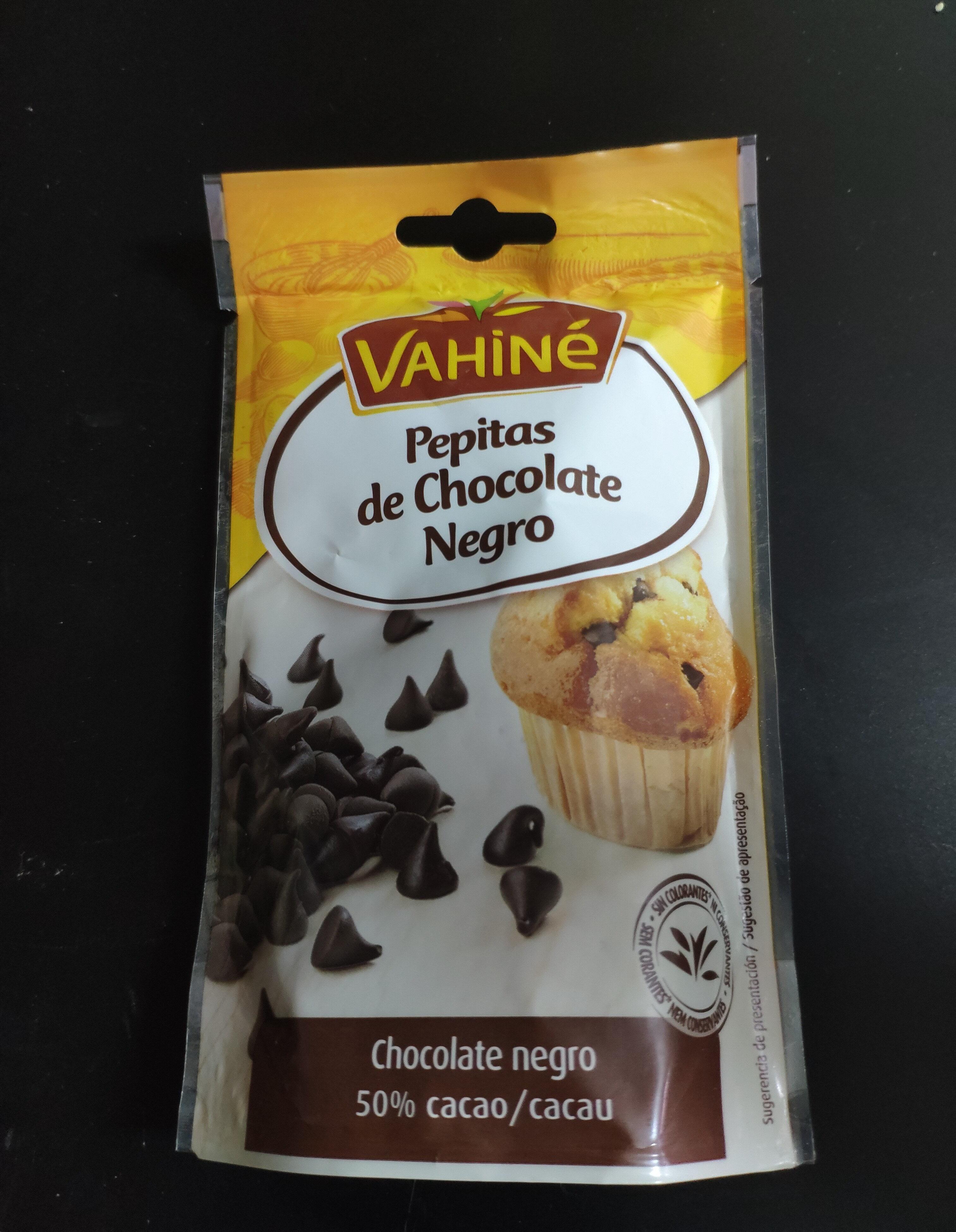 Pepitas de chocolate negro - Producte - es