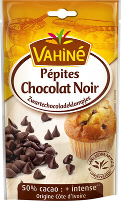 Pépites chocolat noir - Produit - fr