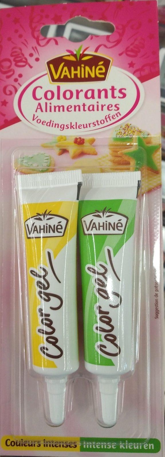 Colorants Alimentaires - Produit - fr
