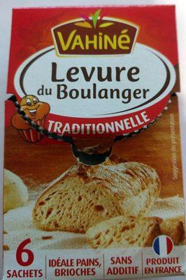 Levure de boulanger traditionnelle - Produit - fr