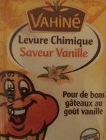 Levure chimique saveur vanille Vahiné - Prodotto - fr