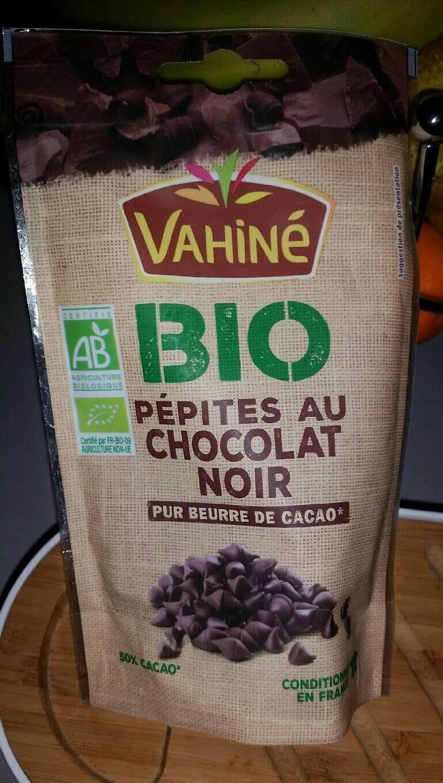 Pépites chocolat noir Bio - Produit - fr