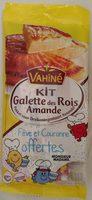 Kit Galette des Rois Amande - Product