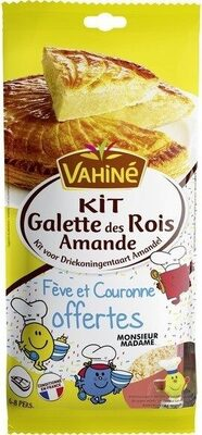 Kit galette des rois amande 250g - Produit - fr