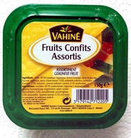Fruits Confits Assortis - Product