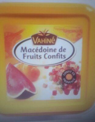 Macédoine fruits confits - Produit - fr