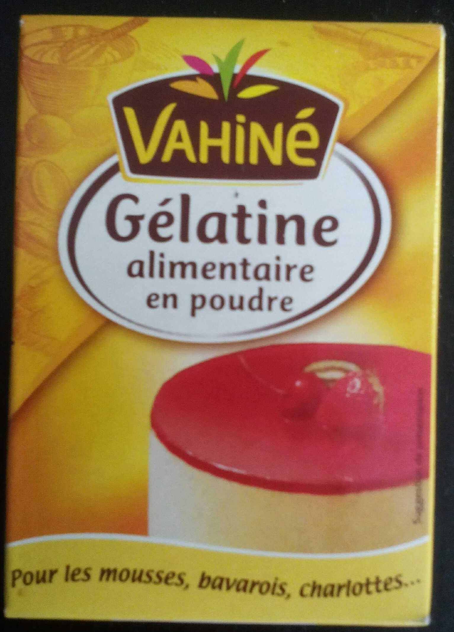 Gélatine alimentaire en poudre - Product