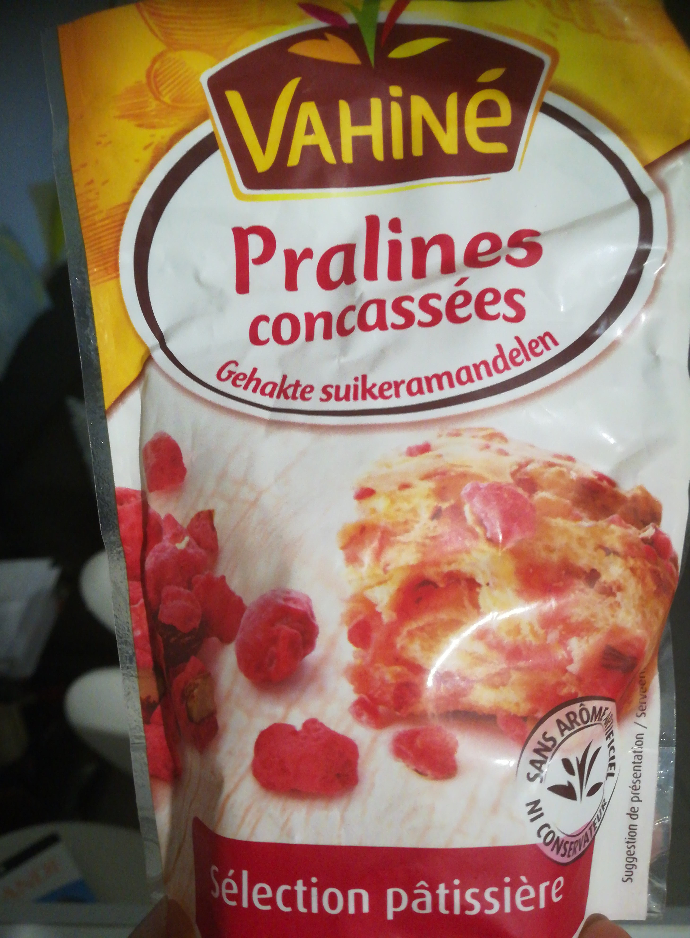 Pralines roses Vahine sachet - Product