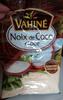 Noix de coco râpée - Produit