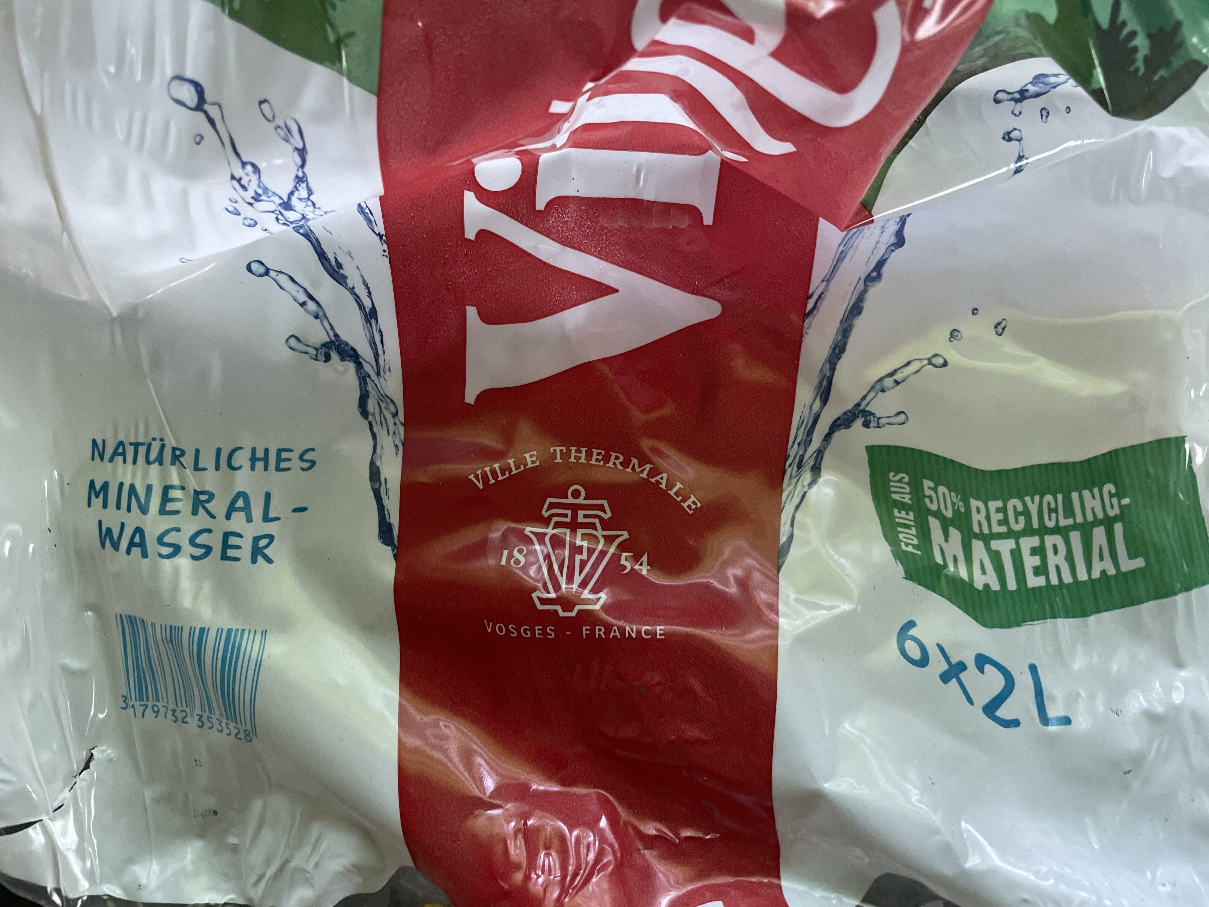 Vittel Wasser - Product - en