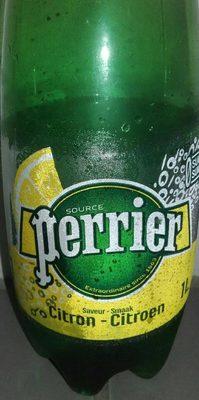 Perrier saveur citron - Product - fr