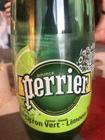 Perrier citron vert - Produit