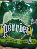 Perrier citron vert - Product