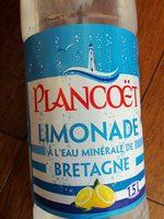 Limonade PLANCOET, bouteille de 1,5 litre - Produit - fr