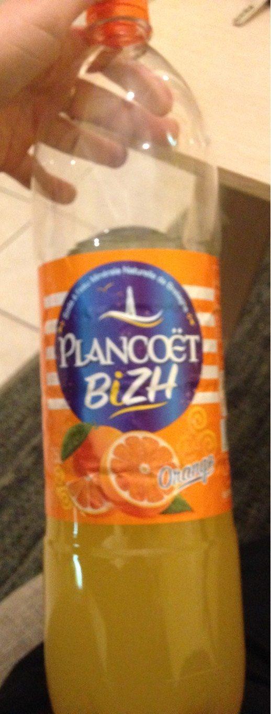 Plancoet Bizh Orange - Produit - fr
