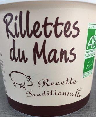 Rillettes Du Mans - Produit - fr