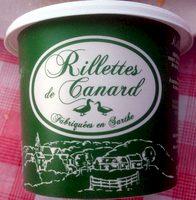 Rillettes de Canard - Produit - fr