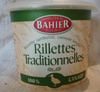 Rillettes Traditionnelles 100% canard - 220 g - Régis Bahier - Product