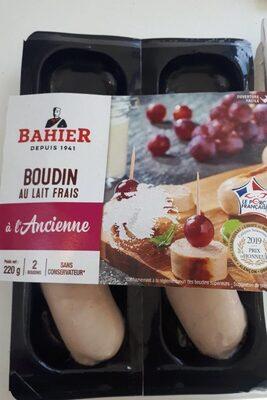 Boudin au lait frais - Produit - fr