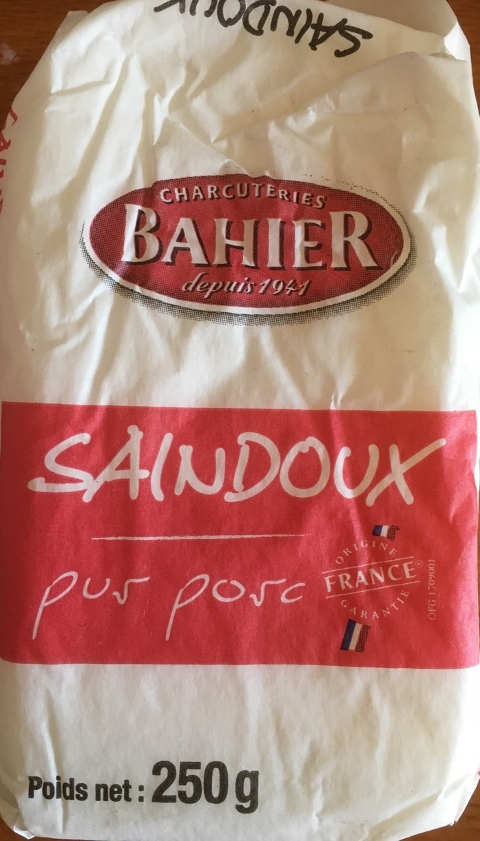 Saindoux pur porc - Product - fr