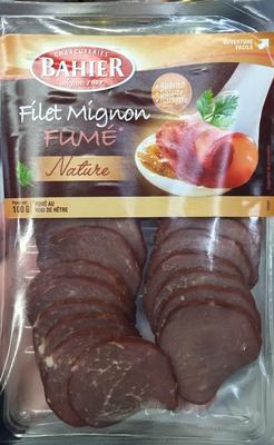 Filet Mignon Fumé Nature - Product