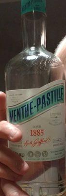 Menthe Pastille - Produit - fr