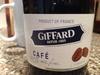 Liqueur café - Produit