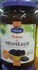 Crème de pruneaux - Produit