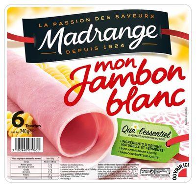 Mon Jambon Blanc 6 tr - Product