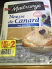Mousse de Canard au Porto - Product