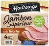 Mon Jambon Supérieur à la broche VPF 4tr - Product