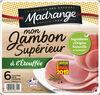 Mon Jambon Supérieur à l'étouffée VPF 6tr - Product