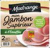 Mon Jambon Supérieur à l'étouffée VPF 2tr - Product