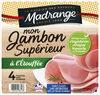 Mon Jambon Supérieur à l'étouffée VPF 4tr - Product