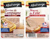 Terrine de Campagne et Mousse de Foie - Product