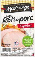 Mon Rôti de porc Supérieur - Product - fr