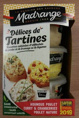 Délices de Tartines - Product