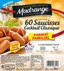 Saucisses Cocktail Classique - Format famililal - Produit