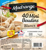 40 mini boudins blancs - Product