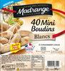 40 mini boudins blancs - Produit
